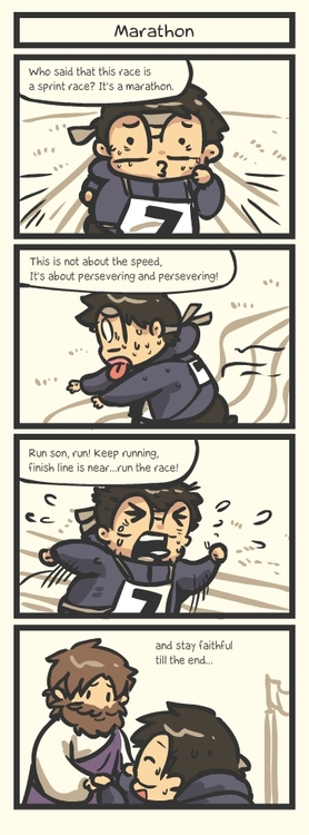 It is a marathon tatcomic.jpg